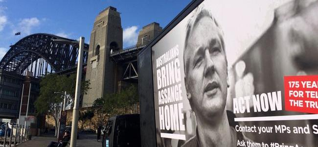 is-orwell's-ministry-of-truth-alive?-why-don't-we-hear-much-about-julian-assange?