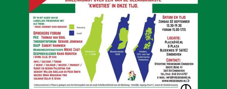 """22-september-eindhoven:-evenement-""""de-palestijnse-kwestie""""-in-het-kader-van-de-vredesweek-–-docp"""