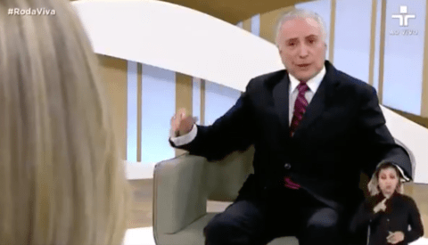 """michel-temer:-""""afzetting-dilma-rousseff-was-staatsgreep""""- -uitpers"""