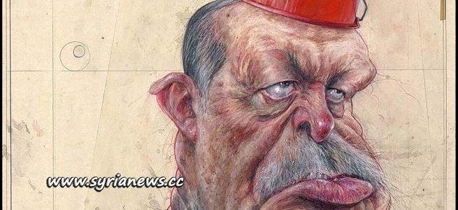 rabid-erdogan,-traitor-kurds-compete-in-ethnic-cleansing,-destruction-of-infrastructure