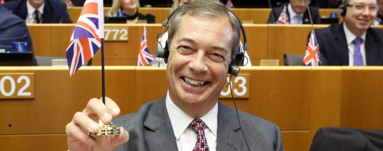 'baseless-propaganda':-farage's-brexit-party-votes-against-eu-resolution-to-counter-'russian-election-meddling'