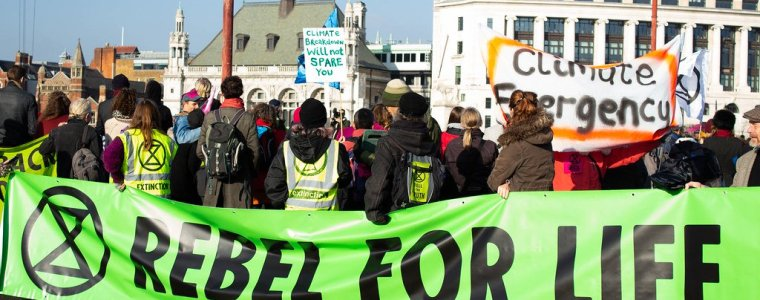 celebrity-protesters-and-extinction-rebellion-–-global-research