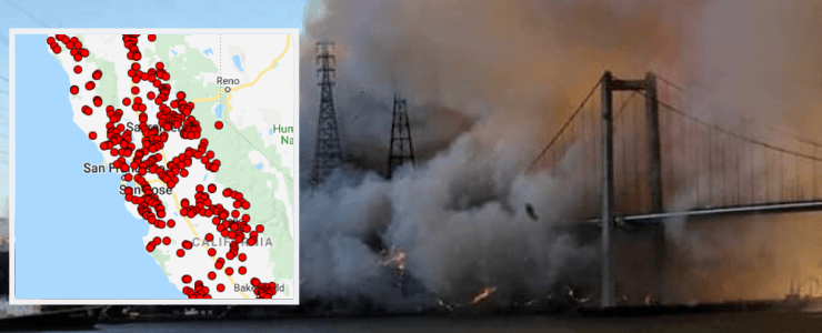 california-utility-giant-pg&e-possibly-involved-in-400-fires-in-2018,-as-execs-got-huge-bonuses