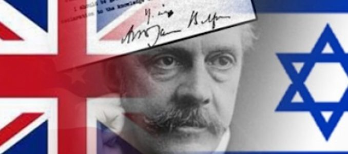 plo-demands-uk-apology-for-balfour-declaration-–-global-research