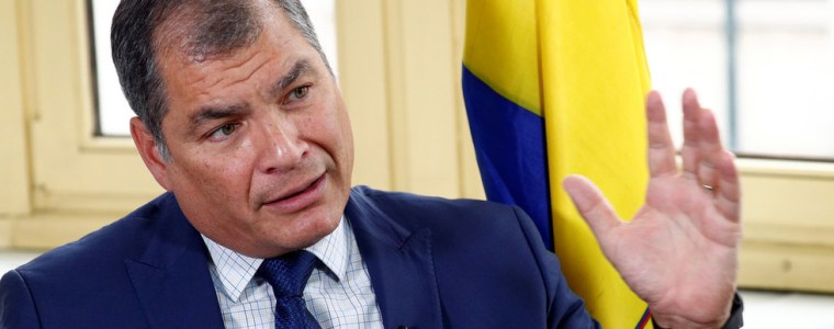 ex-ecuador-leader-correa-says-bolivia's-morales-was-forced-out-in-'coup'-and-oas-is-'an-instrument-of-us-domination'