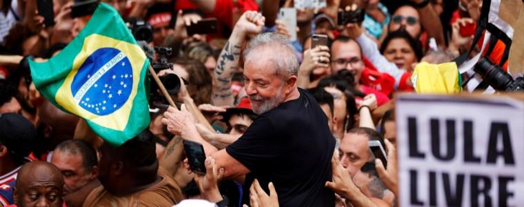 """brasilien-–-lula-ist-frei,-aber-nach-kampfansage-an-bolsonaro-regime-zum-""""abschuss""""-freigegeben"""