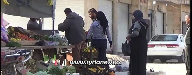 life-is-being-restored-in-the-city-of-al-qusayr,-homs-countryside