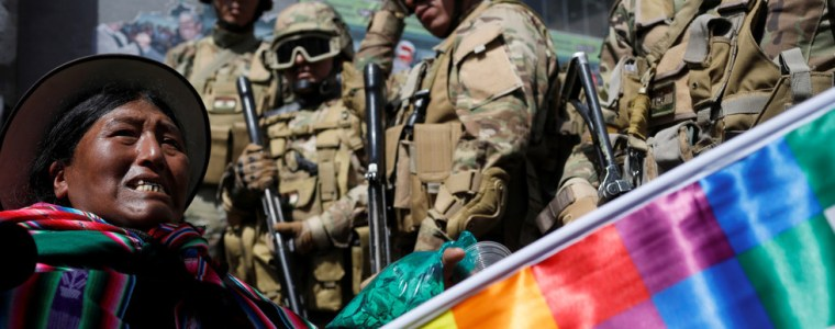 'stop-the-massacre!'-evo-morales-appeals-to-bolivian-military-as-5-killed-in-crackdown-by-'interim'-government-(graphic)