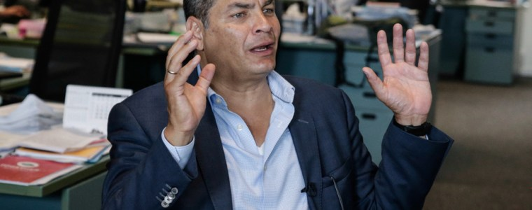 'censored-because-they-gave-me-platform':-ecuador's-ex-leader-correa-slams-sudden-move-to-cut-off-rt-spanish-in-his-country
