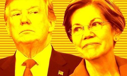 trump-vs.-warren,-&-the-fake-battle-against-the-elites
