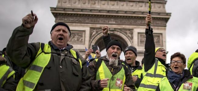 a-news-chronology-of-france-in-2019:-the-year-of-yellow-vest-rebellion