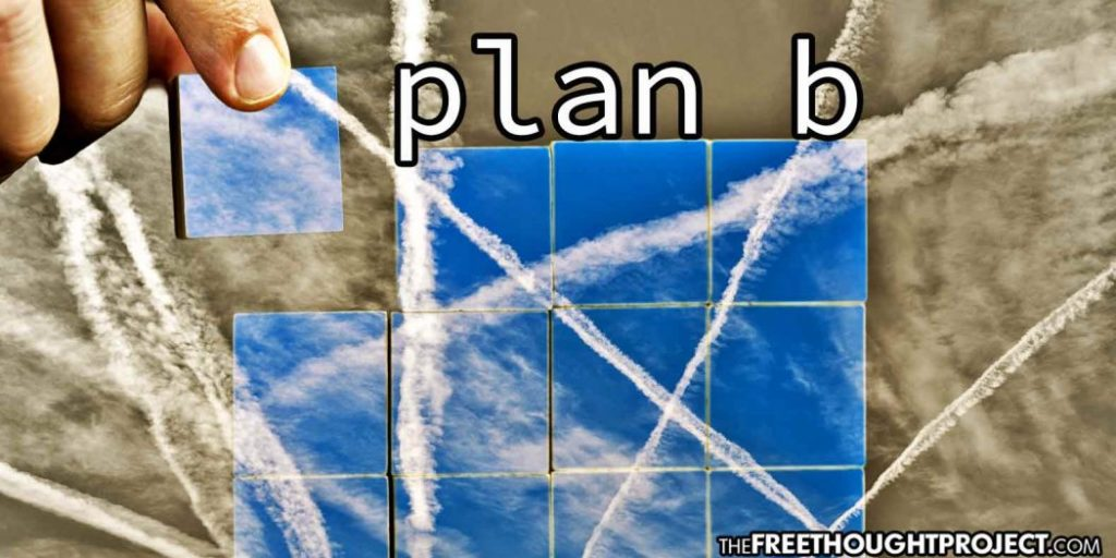 "congress-now-funding-""controversial""-geoengineering-""plan-b""-to-spray-particles-in-the-sky-to-cool-earth-–-activist-post"