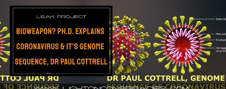 bioweapon?-phd.-explains-coronavirus-&-it's-genome-sequence,-dr-paul-cottrell-|-light-on-conspiracies-–-revealing-the-agenda