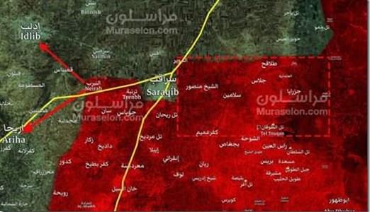 syrie–saraqib-op-punt-te-vallen