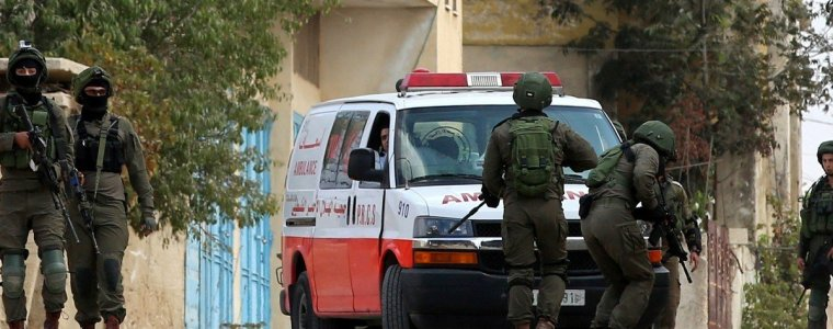 israel-confiscates-sole-medical-vehicle-serving-1,500-palestinians-–-global-research