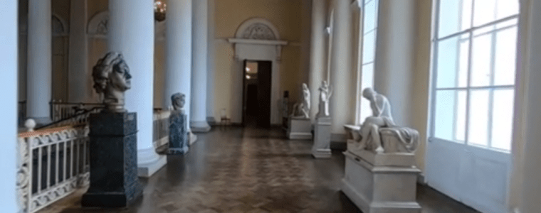 st.-petersburg's-russian-museum-marks-125th-anniversary-with-empty-halls…-&-rt's-ruptly-gives-you-an-exclusive-tour-(video)