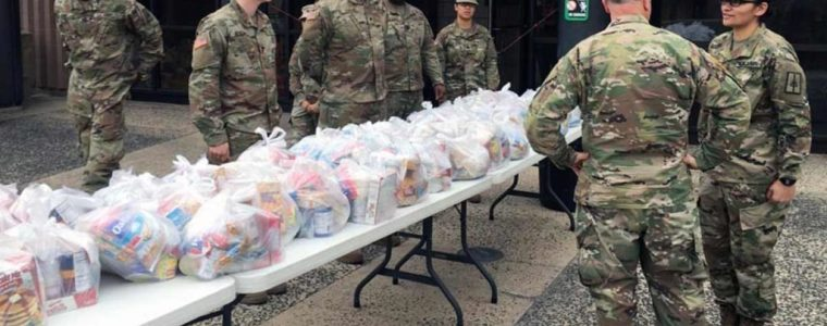 national-guard-deployed-at-nation's-food-banks-to-ensure-stability-during-unprecedented-times-–-activist-post