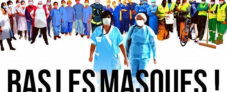 oproep-gezondheidswerkers-in-frankrijk:-maskers-af!