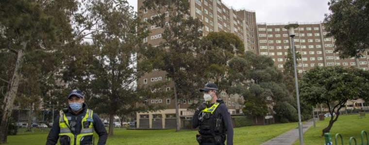 letters-from-melbourne:-a-'ghost-town-police-state'-under-brutal-covid-lockdown-–-global-research