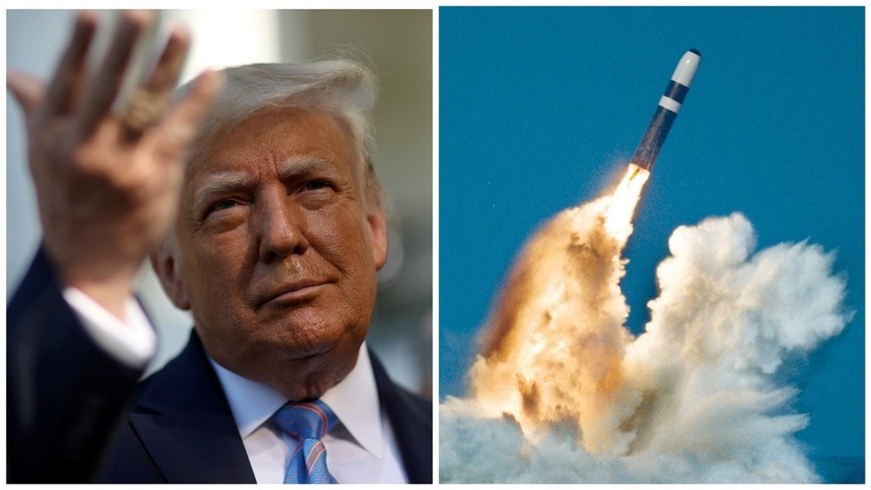threat-of-using-nukes-grows-bigger-under-trump-&-renewing-milestone-start-treaty-may-be-'too-late'-–-noam-chomsky-tells-rt