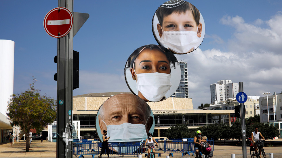 israel-shuts-down-businesses,-limits-rallies-&-movement-as-2nd-national-coronavirus-lockdown-gets-even-tougher