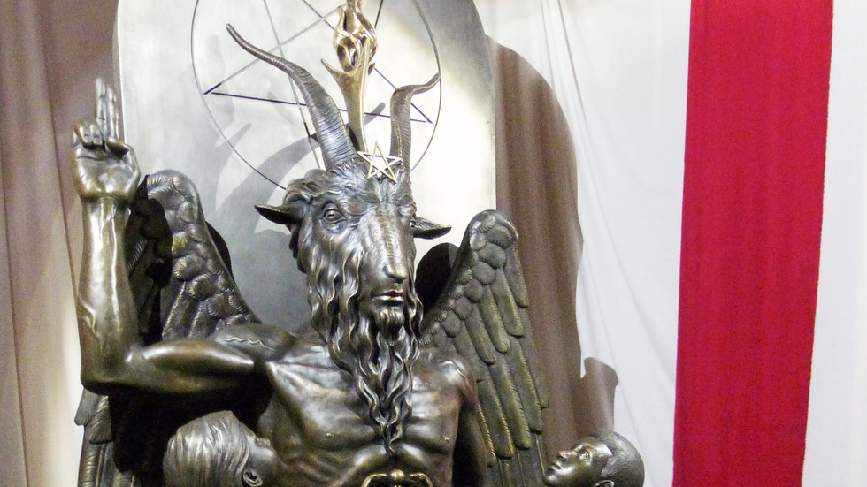 hail-satan?-liberal-mom-tells-how-ruth-bader-ginsburg's-death-drove-her-to-satanism-–-only-to-be-disavowed-by-the-church-of-satan