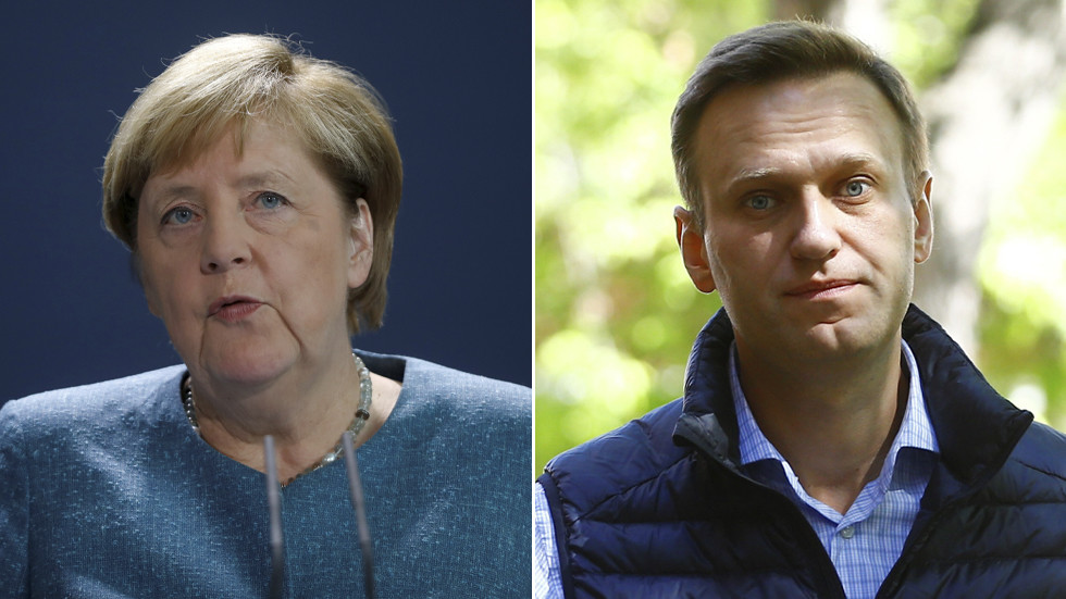 'politicizing-the-issue':-russian-foreign-ministry-accuses-merkel-of-using-navalny's-alleged-poisoning-for-political-gain