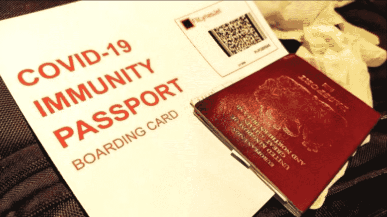 it-begins:-covid-passport-trials-on-united-airlines-in-uk-–-activist-post