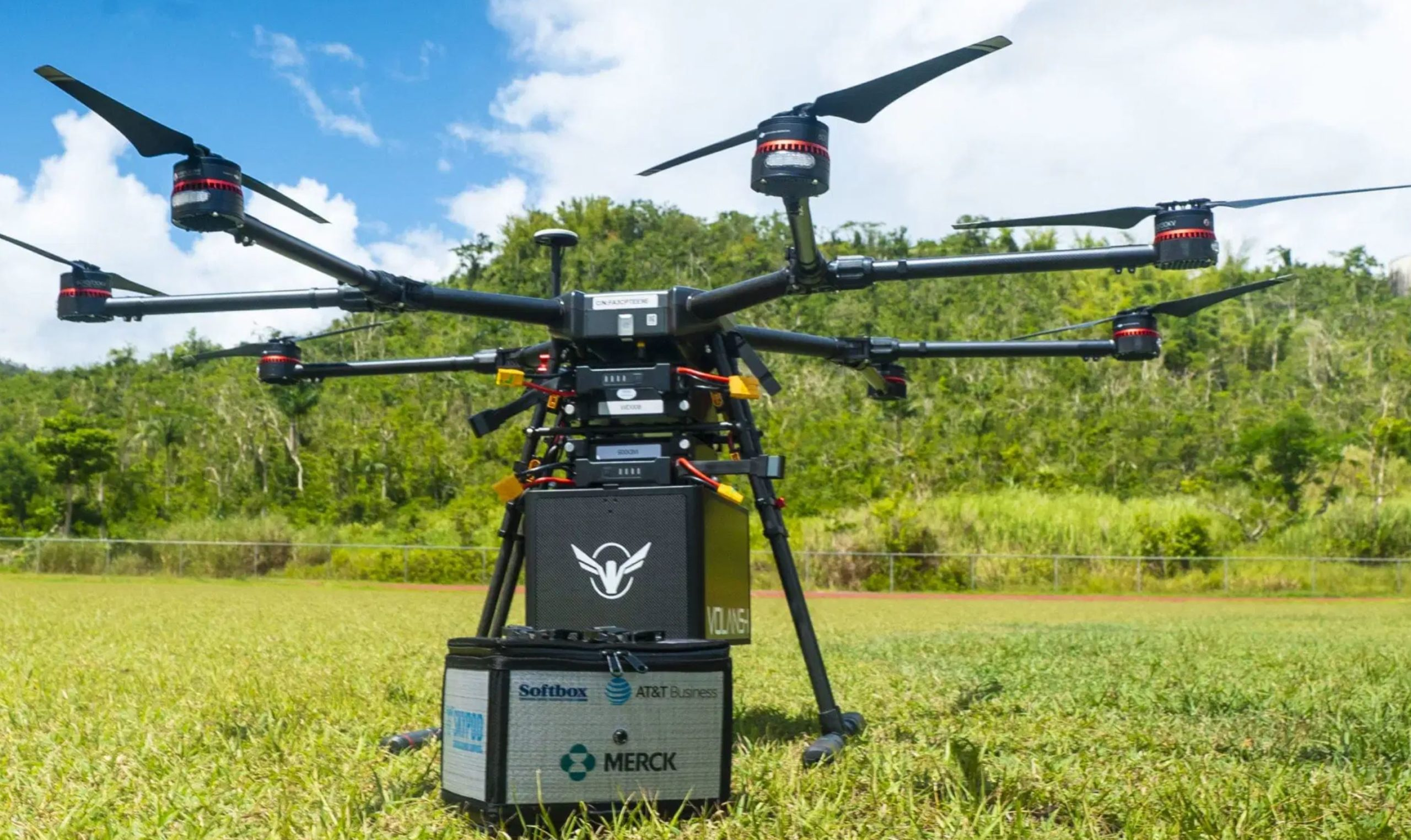 merck-partners-with-drone-startup-volansi-for-vaccine-delivery-–-activist-post
