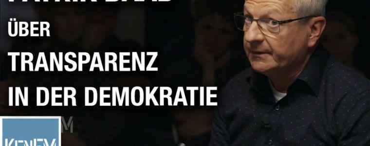 kenfm-spotlight:-patrik-baab-uber-transparenz-und-offentlichkeit-in-der-demokratie-|-kenfm.de