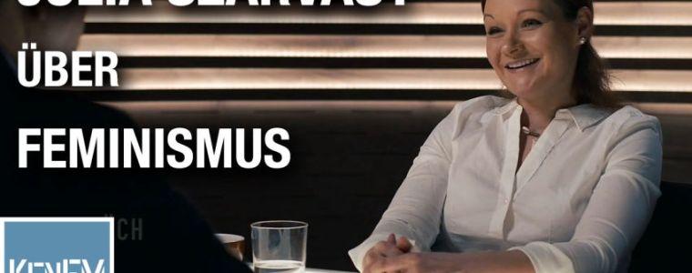 kenfm-spotlight:-julia-szarvasy-uber-eva-herman-und-feminismus-|-kenfm.de