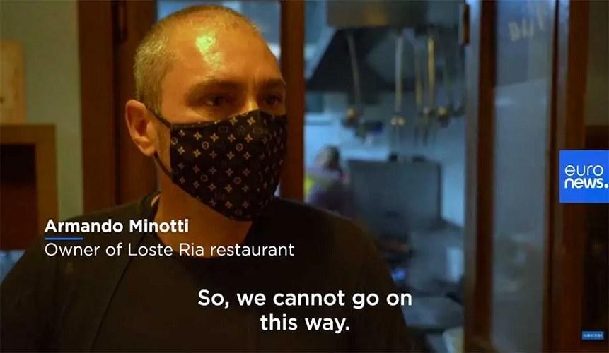 """restaurants-in-rome-trotseren-coronabeperkingen-–-in-""""beleefd-protest""""-open-–-frontnieuws"""