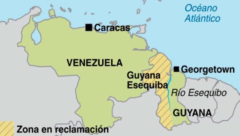 territorial-dispute-growing-between-guyana-and-venezuela-–-global-research