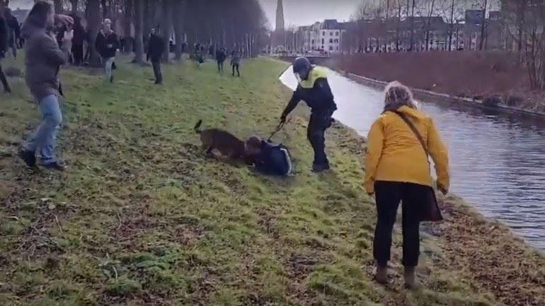 hysterische-haagse-politie-schiet