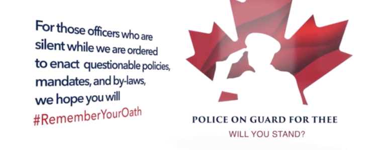 """video:-""""police-on-guard-for-thee"""":-toronto-police-officers-challenge-""""unconstitutional-public-health-measures""""-–-global-research"""