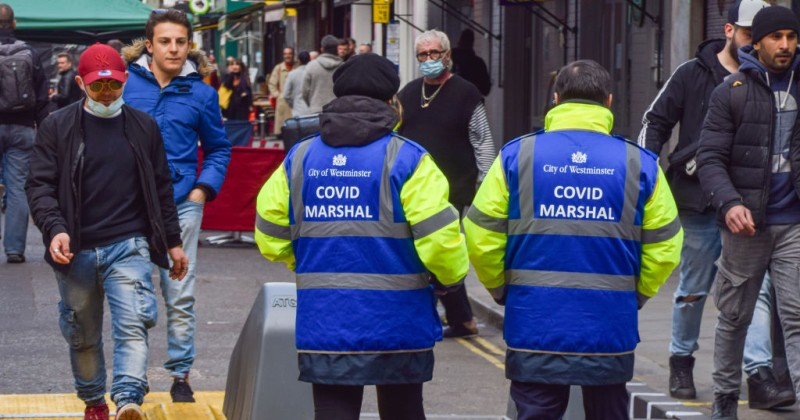 uk-hiring-covid-marshals-to-patrol-streets-until-2023-despite-lockdown-restrictions-supposedly-ending-in-june