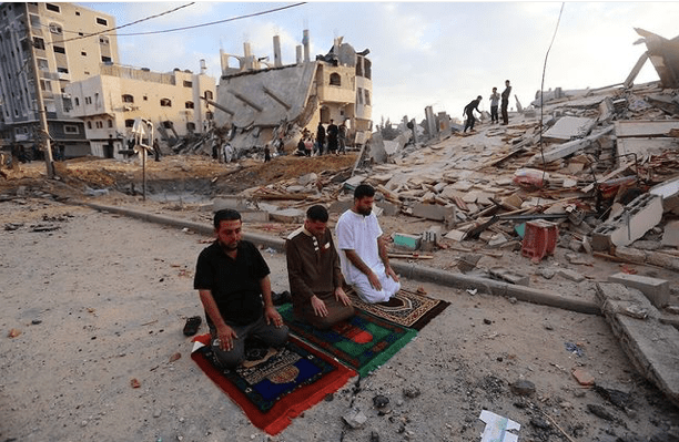 """""""gaza-will-burn"""":-israel's-war-cabinet-approves-escalated-aggression-on-gaza-–-global-research"""