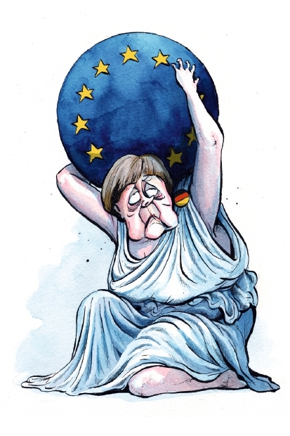 the-german-takeover-of-the-eu-is-accelerating- -the-spectator