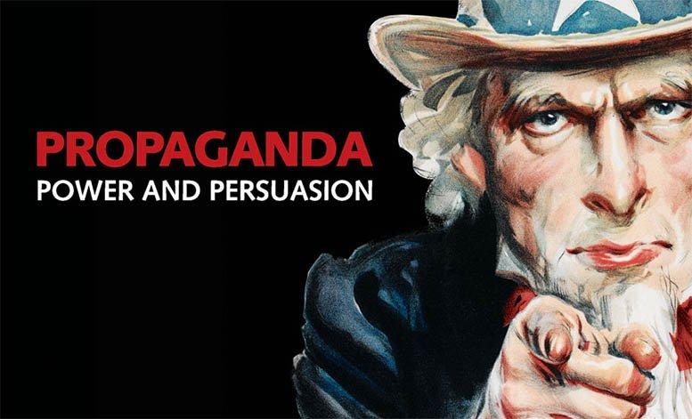 """de-bezwerende-betovering-van-propaganda.-""""er-was-eens-een-tijd,-dat-mensen-samen-zaten-en-praatten"""""""