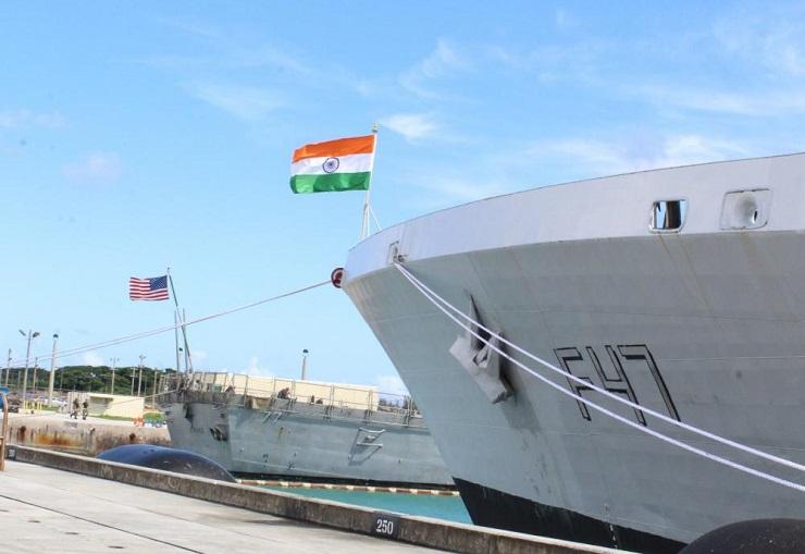 india,-frankrijk-en-groot-brittannie-doen-mee-aan-een-militaire-oefening-in-de-indo-pacifische-regio