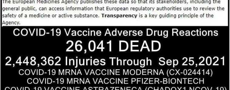 26041-doden-2448.362-gewonden-na-covid-19-injecties-gemeld-in-databank-van-ongewenste-bijwerkingen-van-geneesmiddelen-van-de-europese-unie
