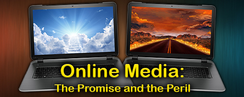 online-media:-the-promise-and-the-peril