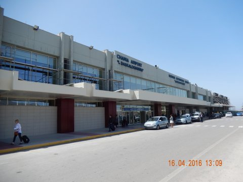 Top 10 Worst Airports in Europe - Heraklion and Chania make the list