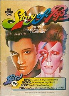 David Bowie,Story of pop,Radio1, magazine