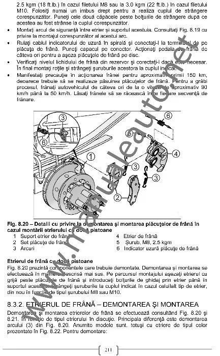 Manual reparatii in limba romana Mercedes Sprinter CDI