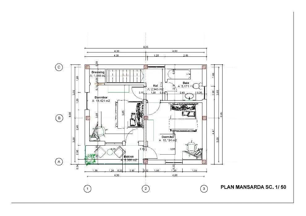 Kit casa lemn 120 mp Brasov • OLX.ro
