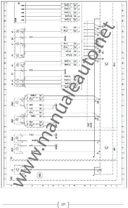 Manual reparatii limba romana Mercedes E-Class W210 CDI