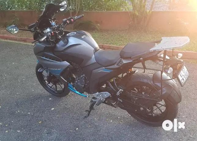 Yamaha Fazer 250cc Bike 5500 Kms 2018