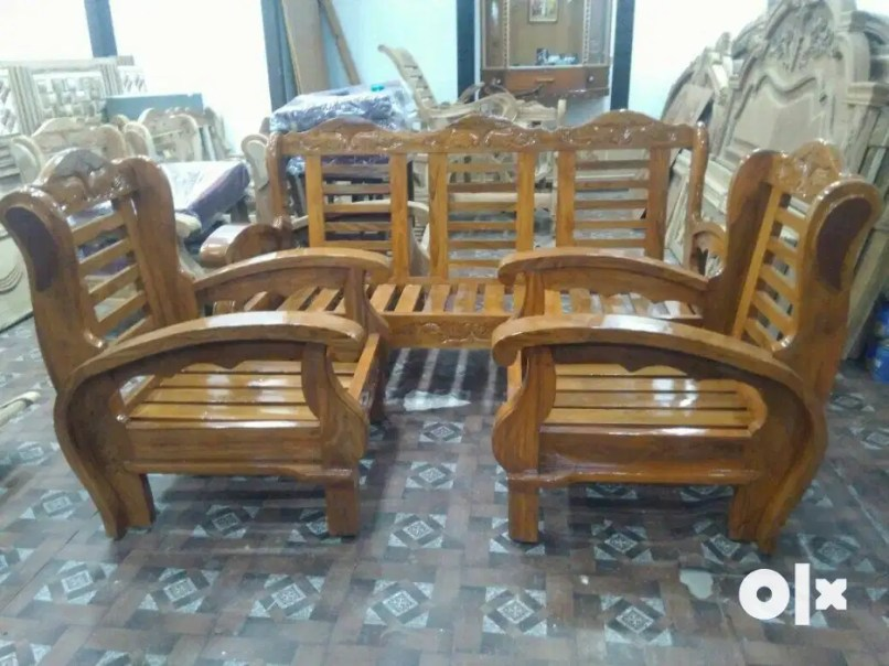 Groovy Olx Sofa Set Bangalore Maharaja Chair Lovingheartdesigns Lamtechconsult Wood Chair Design Ideas Lamtechconsultcom