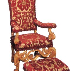 How To Make A Queen Throne Chair Unfinished Childs Rocking Seats Of Power Through The Centuries Apollo Magazine Used At Coronation Anne 1702 Thomas Roberts Courtesy Hatfield House